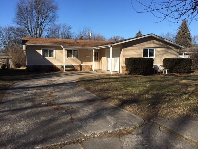 1030 N Indiana Street, Griffith, IN 46319 (MLS #428756) :: Rossi and Taylor Realty Group