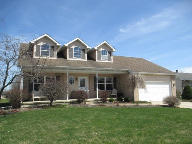 734 Courtney Drive, Crown Point, IN 46307 (MLS #433228) :: Rossi and Taylor Realty Group