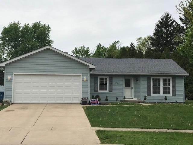 1504 Tiffany Court, Lowell, IN 46356 (MLS #434697) :: Rossi and Taylor Realty Group