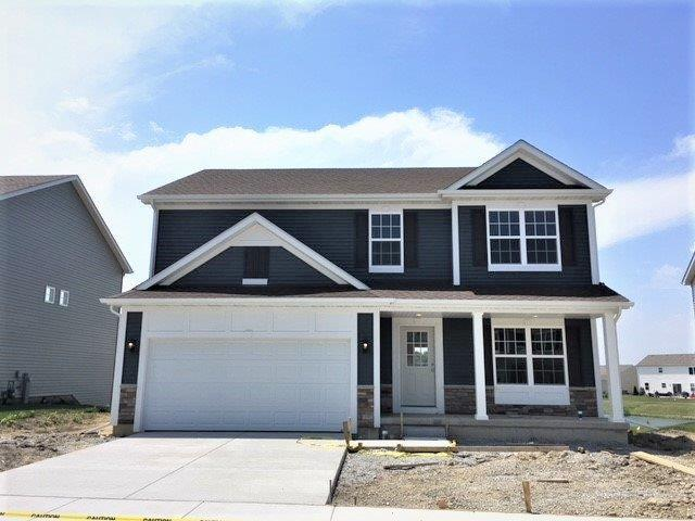 10582 Fairview Place, Dyer, IN 46311 (MLS #437270) :: Rossi and Taylor Realty Group