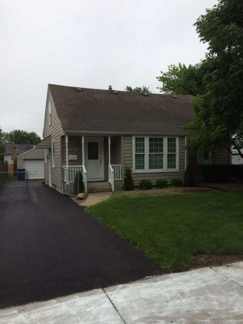 8731 Carolina Avenue, Highland, IN 46322 (MLS #437410) :: Rossi and Taylor Realty Group