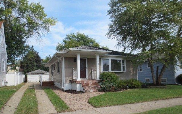 529 Mulberry Street, Hammond, IN 46324 (MLS #445767) :: Rossi and Taylor Realty Group