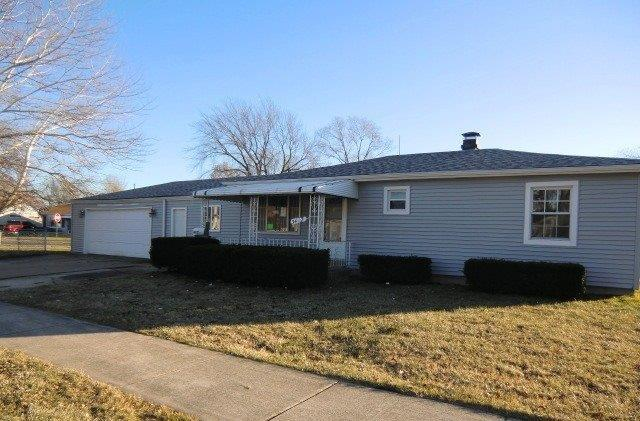 3412 163rd Street, Hammond, IN 46323 (MLS #447321) :: Rossi and Taylor Realty Group