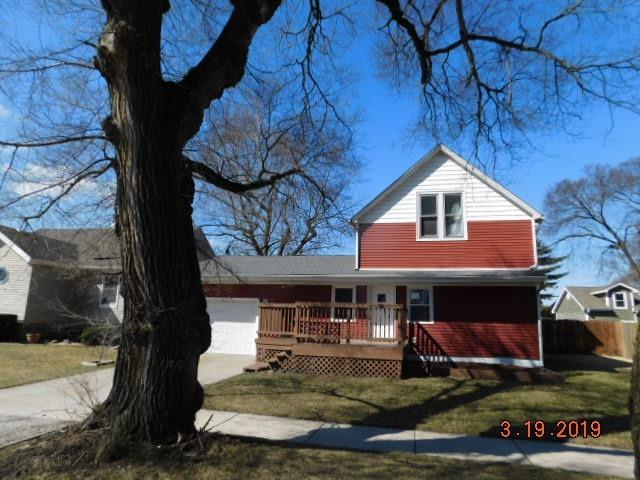 116 N Rensselaer Street, Griffith, IN 46319 (MLS #451594) :: Rossi and Taylor Realty Group
