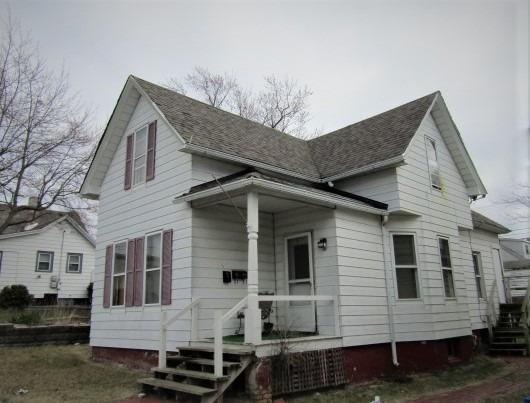 121 E Warren Street, Michigan City, IN 46360 (MLS #452151) :: Rossi and Taylor Realty Group