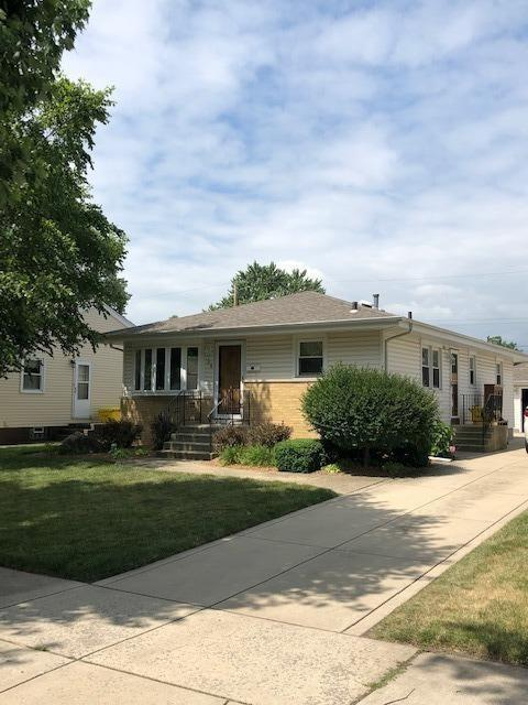 136 N Jay Street, Griffith, IN 46319 (MLS #458703) :: Rossi and Taylor Realty Group