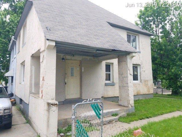 505 School Street, East Chicago, IN 46312 (MLS #459218) :: Rossi and Taylor Realty Group