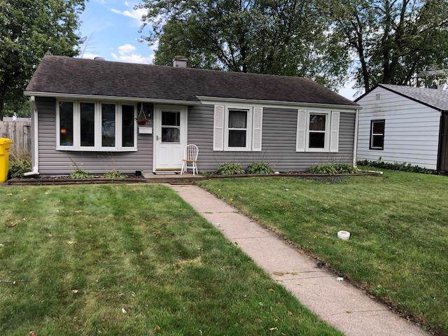 743 N Rensselaer Street, Griffith, IN 46319 (MLS #463623) :: Rossi and Taylor Realty Group