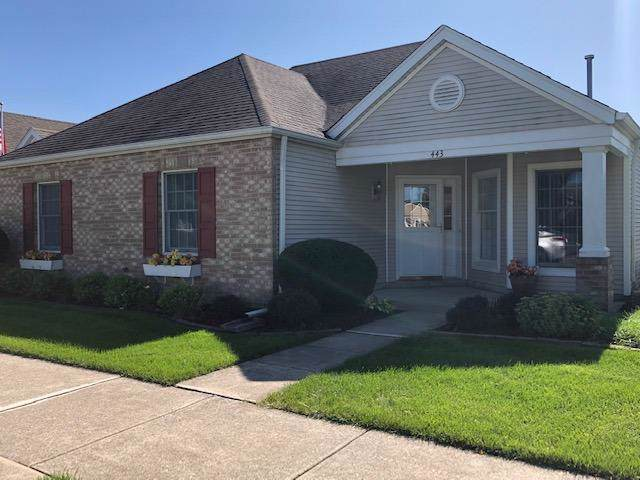 443 Meadowbrook Drive, Lowell, IN 46356 (MLS #464247) :: Rossi and Taylor Realty Group