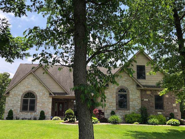 55 Sharon Drive, Wheatfield, IN 46392 (MLS #465451) :: Rossi and Taylor Realty Group