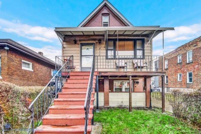 515 W Columbus Drive, East Chicago, IN 46312 (MLS #466881) :: Rossi and Taylor Realty Group