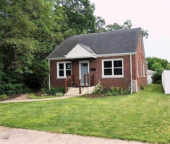 6615 Forest Avenue, Gary, IN 46403 (MLS #469841) :: Rossi and Taylor Realty Group