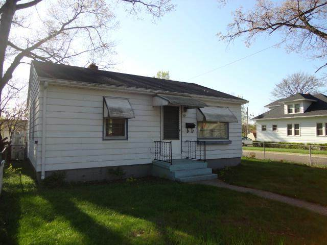 301 Jackson Street, Michigan City, IN 46360 (MLS #470292) :: Rossi and Taylor Realty Group