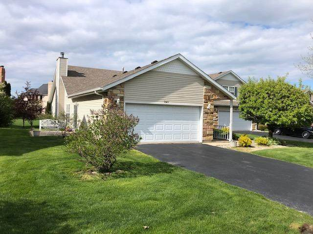 2163 Ramblewood Drive, Highland, IN 46322 (MLS #474311) :: Rossi and Taylor Realty Group