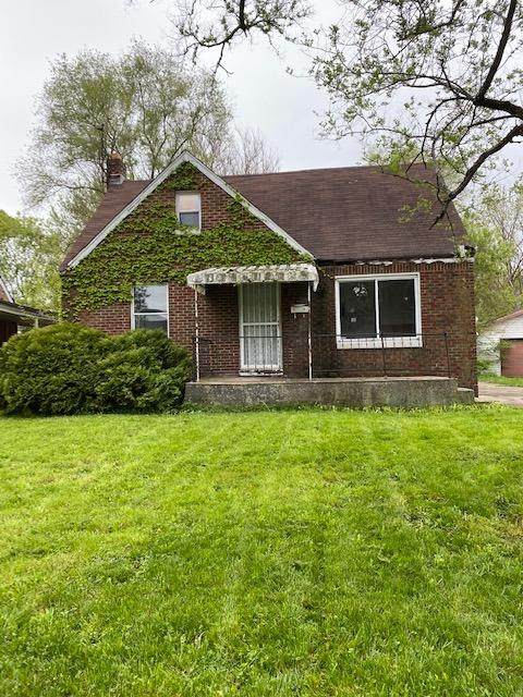 916 E 44th Place, Gary, IN 46409 (MLS #475114) :: Lisa Gaff Team