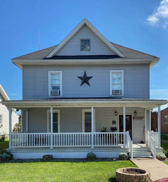 311 E Graham Street, Kentland, IN 47951 (MLS #479182) :: Rossi and Taylor Realty Group