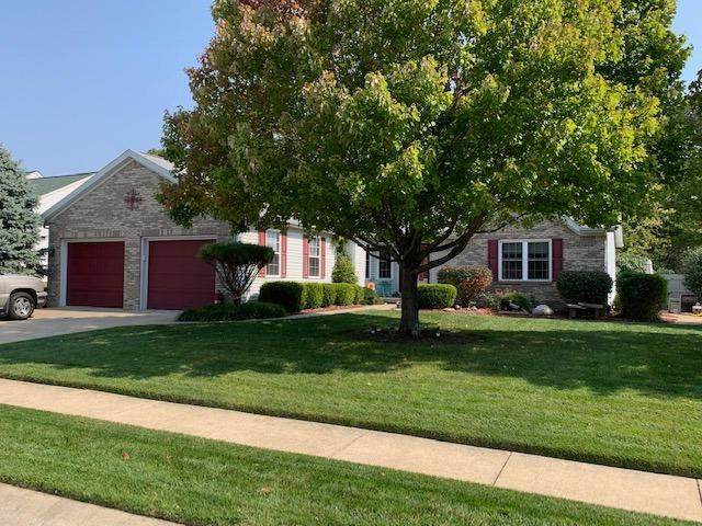 3500 Round Rock Circle, Lafayette, IN 47909 (MLS #483024) :: Rossi and Taylor Realty Group