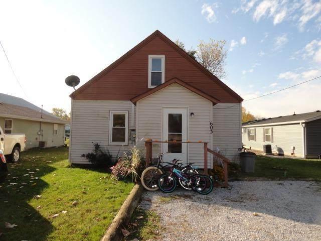 603 E Oak Street, Rensselaer, IN 47978 (MLS #483967) :: Rossi and Taylor Realty Group