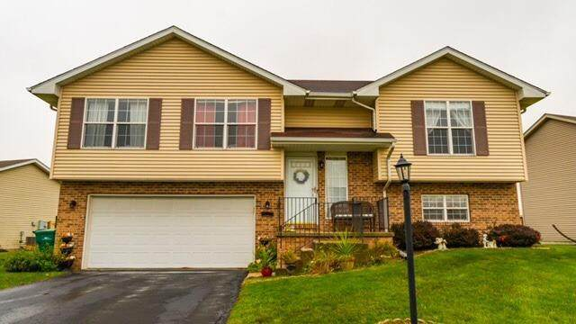 8661 E 123rd Place, Crown Point, IN 46307 (MLS #484188) :: McCormick Real Estate