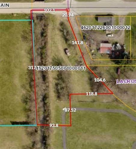 418 W W. Main St., Lacrosse, IN 46348 (MLS #484859) :: McCormick Real Estate