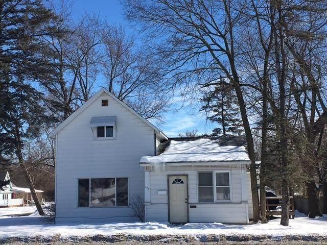 208 N Heaton Street, Knox, IN 46534 (MLS #488296) :: McCormick Real Estate