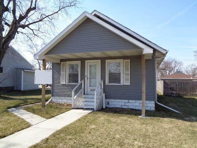 8548 Kennedy Avenue, Highland, IN 46322 (MLS #489083) :: McCormick Real Estate