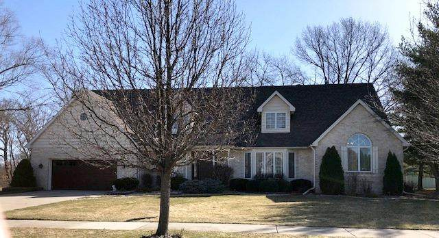 9885 Belmont Court, St. John, IN 46373 (MLS #489417) :: McCormick Real Estate