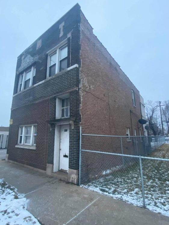 1311 W Columbus Drive, East Chicago, IN 46312 (MLS #489673) :: McCormick Real Estate