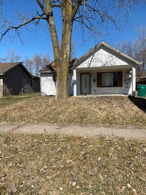 1716 Central Drive, Gary, IN 46407 (MLS #490916) :: Lisa Gaff Team