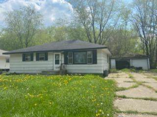 1717 W 46th Court, Griffith, IN 46319 (MLS #492623) :: Lisa Gaff Team