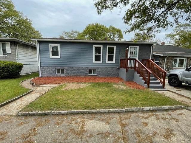 1856 W 21st Avenue, Gary, IN 46404 (MLS #493474) :: McCormick Real Estate