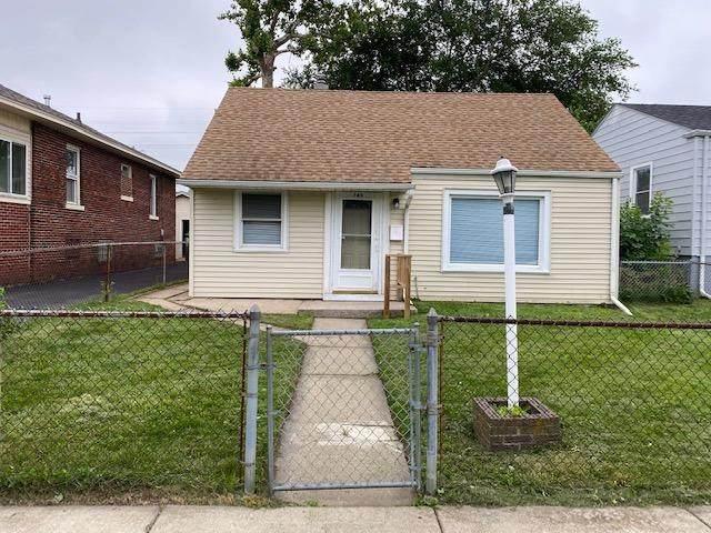 7411 Marshall Avenue, Hammond, IN 46323 (MLS #496506) :: Lisa Gaff Team