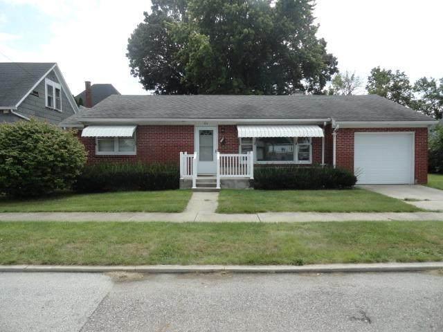 111 W Rutsen Street, Rensselaer, IN 47978 (MLS #499899) :: McCormick Real Estate