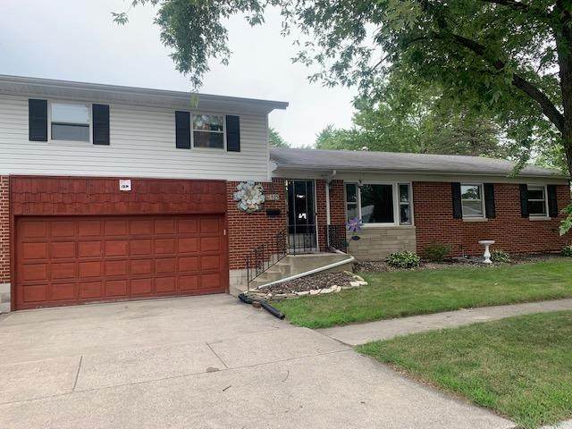 625 E 40th Avenue, Griffith, IN 46319 (MLS #500553) :: Rossi and Taylor Realty Group