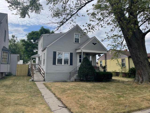 3032 Kenwood Street, Hammond, IN 46323 (MLS #501474) :: McCormick Real Estate