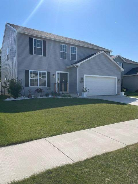 2271 W 132nd Place, Crown Point, IN 46307 (MLS #501610) :: Lisa Gaff Team