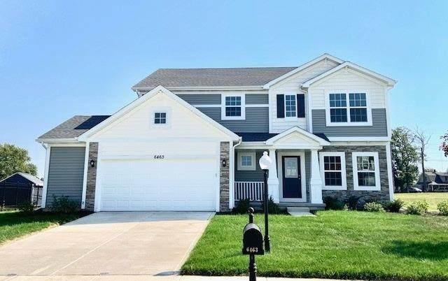6463 Hannah Drive, Portage, IN 46368 (MLS #502135) :: McCormick Real Estate