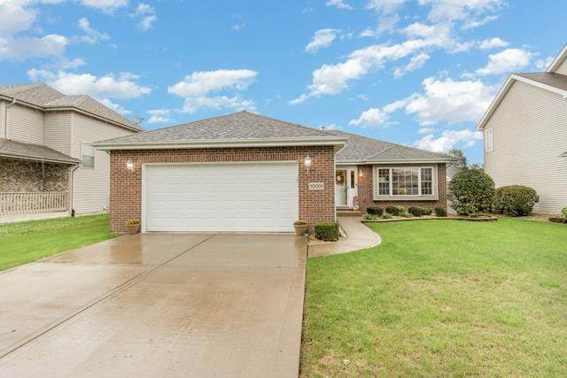10001 Forest Street, Dyer, IN 46311 (MLS #502706) :: McCormick Real Estate