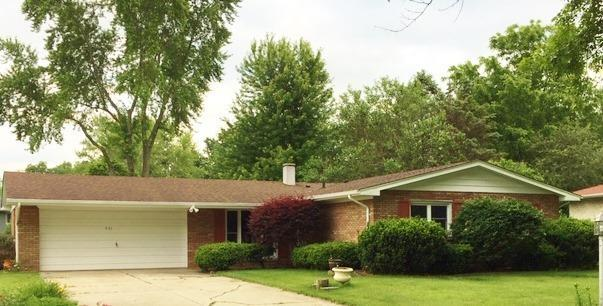 941 W 66th Place, Merrillville, IN 46410 (MLS #457401) :: Rossi and Taylor Realty Group