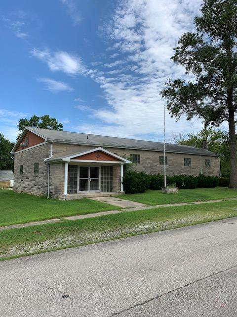 124 E Michigan Street, Remington, IN 47977 (MLS #478270) :: Rossi and Taylor Realty Group