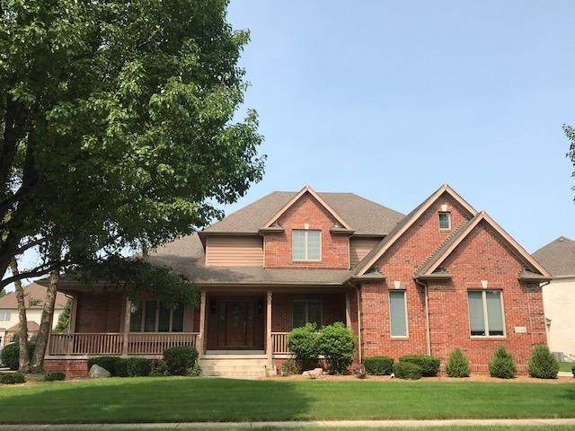 1106 E Cambridge Drive, Schererville, IN 46375 (MLS #481689) :: Rossi and Taylor Realty Group
