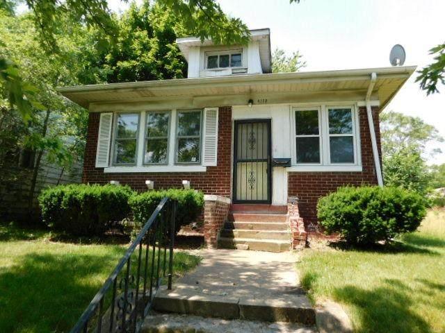4172 Jefferson Street, Gary, IN 46408 (MLS #484577) :: McCormick Real Estate