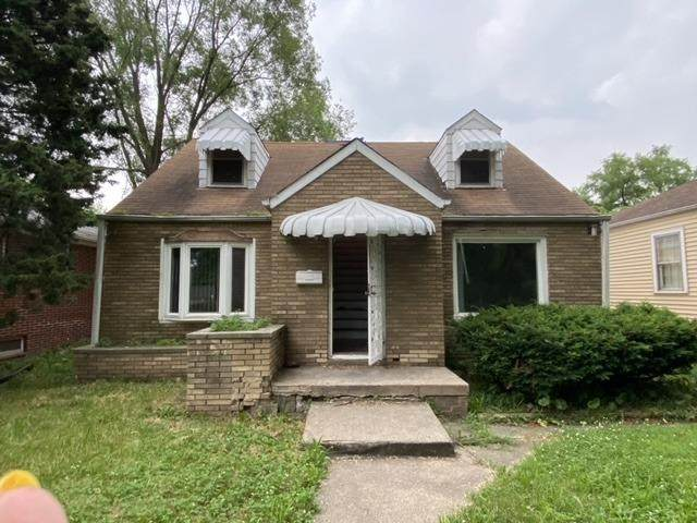 5021 Connecticut Street, Gary, IN 46409 (MLS #495924) :: McCormick Real Estate