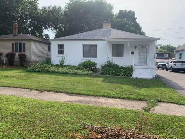 8130 Harrison Avenue, Munster, IN 46321 (MLS #497787) :: McCormick Real Estate