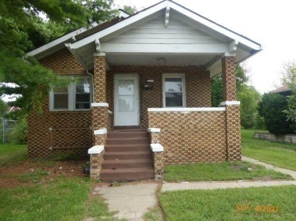 2445 Madison Street, Gary, IN 46407 (MLS #500328) :: McCormick Real Estate