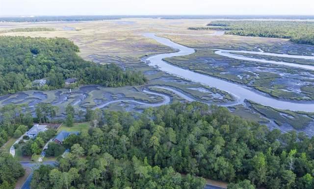 0 Harbor View Drive Lot 2, Woodbine, GA 31569 (MLS #1574006) :: Coastal Georgia Living