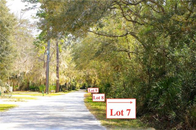 Lot 8 Kelsey's Way, Darien, GA 31305 (MLS #1587744) :: Coastal Georgia Living