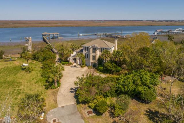 102 St Catherines Island Lane, Brunswick, GA 31520 (MLS #1587972) :: Coastal Georgia Living