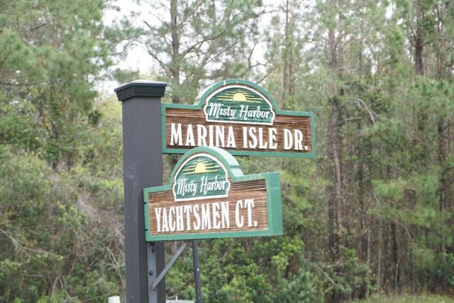 Lot 110 Misty Harbor, Woodbine, GA 31569 (MLS #1588226) :: Coastal Georgia Living
