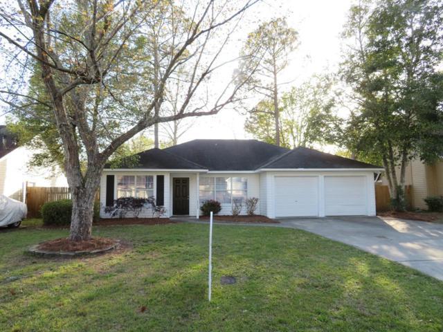 111 Turtle Creek Drive, Brunswick, GA 31525 (MLS #1588229) :: Coastal Georgia Living